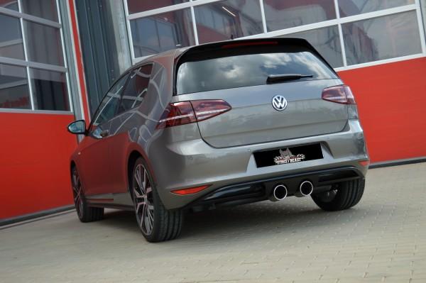 76mm Duplex-Anlage mit Soundgenerator, VW Golf VII GTD
