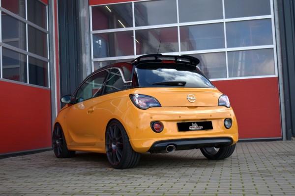 70mm Single-Anlage mit Klappensteuerung, Opel ADAM S / ROCKS S